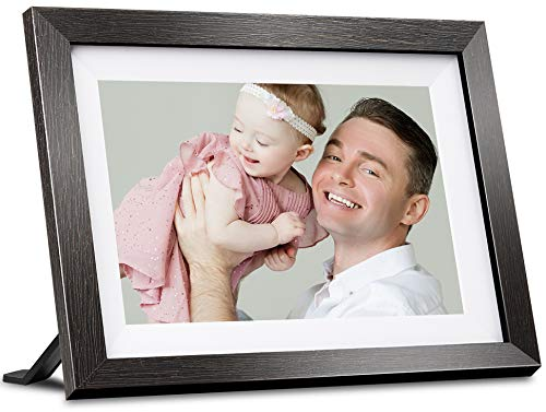 Digital Picture Frame WiFi 10″ $71.49 (45% OFF Coupon)