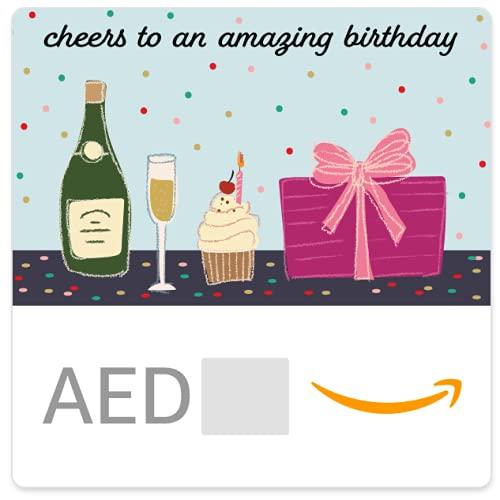 Amazon.ae eGift Card - CupCake