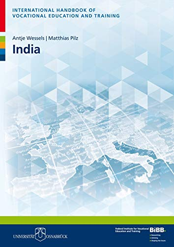 India (Internationales Handbuch der Berufsbildung - IHBB) (International Handbook of Vocational Education and Training – IHBB, Band 24)