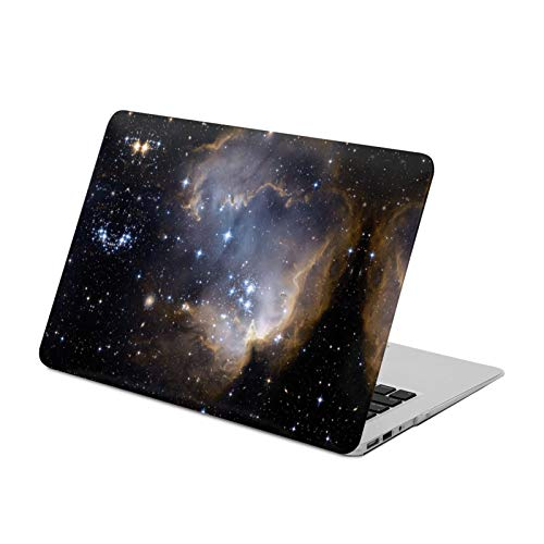 MacBook Air 13 inch Case (A1369 & A1466, Older Version 2010-2017 Release),Star Nebula,Plastic Hard Shell with Keyboard Brush,Only Compatible with MacBook Air 13 inch