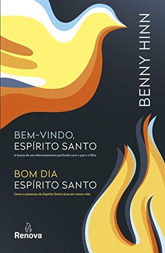 Kit Benny Hinn: Bem-vindo, Espírito Santo & Bom dia, Espírito Santo