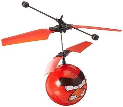 Rovio Angry Birds Movie Red IR UFO Ball Helicopter Angry Birds Movie Red IR UFO Ball Helicopter