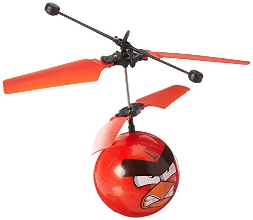 Price comparison product image Rovio Angry Birds Movie Red IR UFO Ball Helicopter Angry Birds Movie Red IR UFO Ball Helicopter