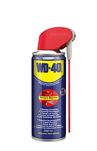WD-40 Multifunktionsprodukt Smart Straw 200ml