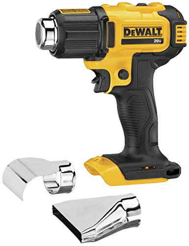 DEWALT 20V MAX Cordless Heat Gun, Tool Only (DCE530B)