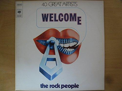 Welcome the Rock People [3x Vinyl LP]