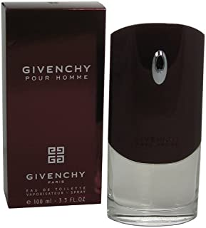 Givenchy Pour Homme By Givenchy For Men. Eau De Toilette Spray 3.4 Oz
