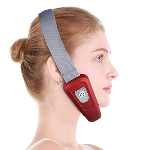 Anti Aging Facial Massager Against Wrinkles, Vibration Face Massager Lifting Skin Tightening Cosmetic Device, Face Bandage Facial Slimming For Facial Care Thin Neck Face Lift Double Chin