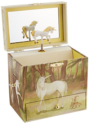 Enchantmints Unicorn Music Jewelry Box 3