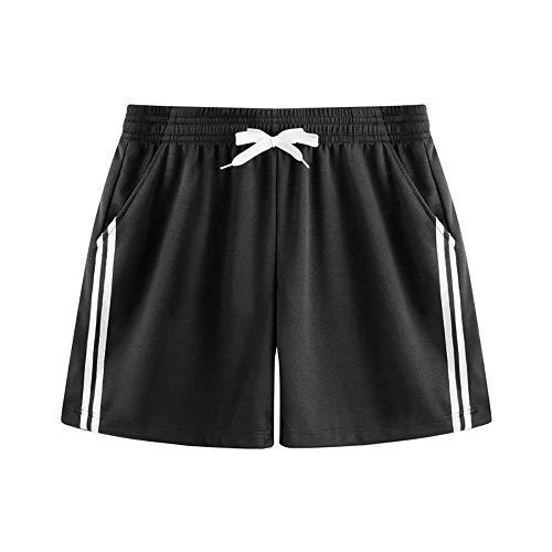 LaiYuTing Shorts Deportivos Finos De Secado RáPido para Hombres