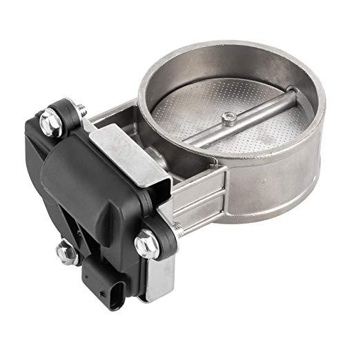 Válvula de escape de control eléctrico Qiilu de baja presión para tubo...