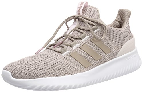 adidas Women's Cloudfoam Ultimate Db0452 Low-Top Sneakers, Grey (Vapour Grey/Vapour Grey/Ice Purple), 6.5 UK 40 EU