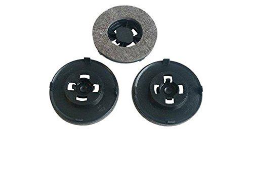 ADAM DEPANNAGE - ELECTROLUX - 3 disques feutre pour cireuse Chambord - 50030911007