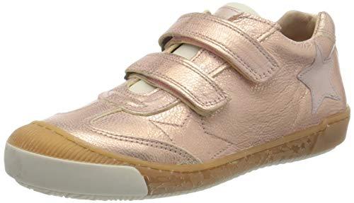 Bisgaard Jungen Mädchen Jenna Sneaker, Rose Gold, 34 EU