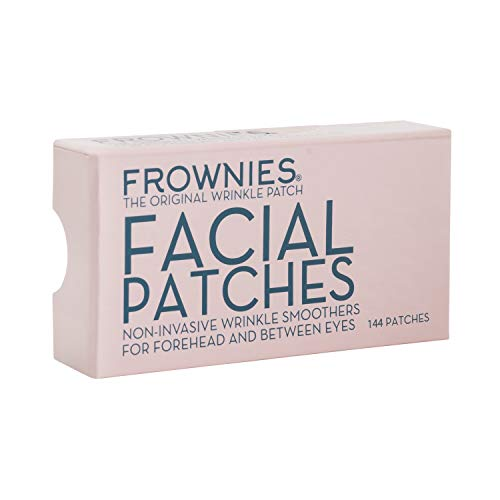 Frownies Facial Patches for forehead and Between Eyes 144 stuks