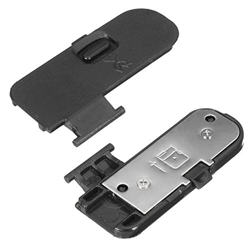 Replacement Camera Battery Cover Door Case Lid Cap Part For Nikon D3200 D3300 D5200 Digital Camera Repair