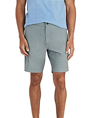 Faherty Men's All Day Short in Ice Grey from Faherty