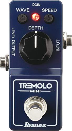 Ibanez TRMINI Mini Tremolo Effect Pedal