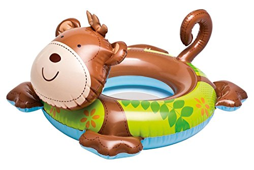 INTEX Big Animal Flotador Piscina Flotador - 58221EP, Wild Monkey