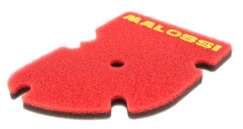 Luftfiltereinsatz MALOSSI Double Red Sponge, für Vespa 125 MP3/Nexus/GT/GTL/GTS/200 GT/GTL/250 GTS/GTV /GT60°/300 GTS/Nexus