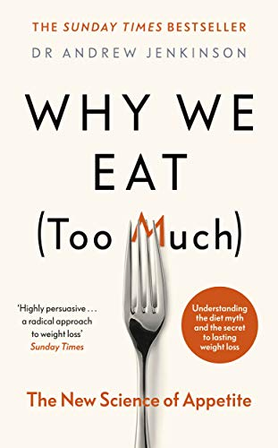 Book's Cover of Why We Eat (Too Much): The New Science of Appetite (English Edition) Format Kindle