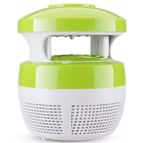 Dalovy Home Bug Zapper Indoor and Outdoor - Insects Killermosquito Killer Lamp Home Bedroom Mosquito Trap for Babies and Pregnant Women-Green