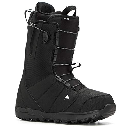 Burton Moto Snowboard Boots Mens Sz 8 Black