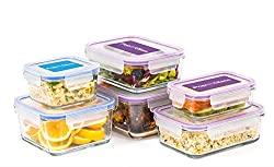 PopIt! Glass Storage Containers