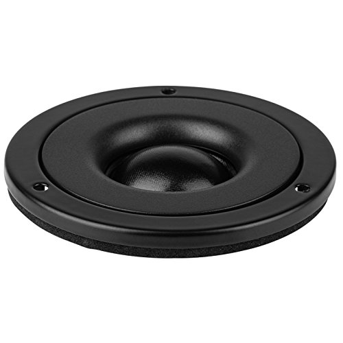 Dayton Audio DSN25F-4 - Altavoz de Agudos (neodimio, Marco de Acero, 4 ohmios)