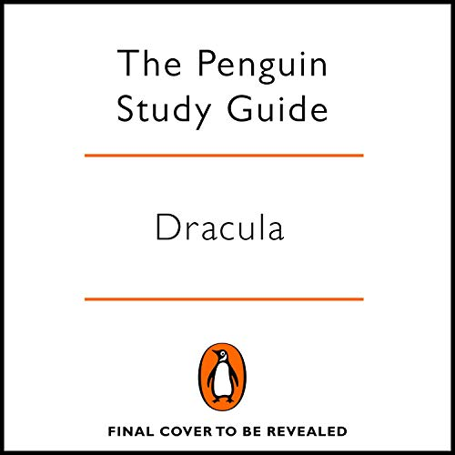 Dracula: The Penguin Study Guide cover art