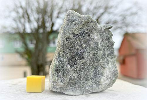 Olivine, pierre minérale de guérison en cristal certifié SilverGeo® ✔️100% authentique.
