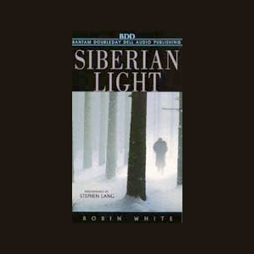 Page de couverture de Siberian Light