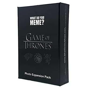 What Do You Meme Game of Thrones Expansion Pack