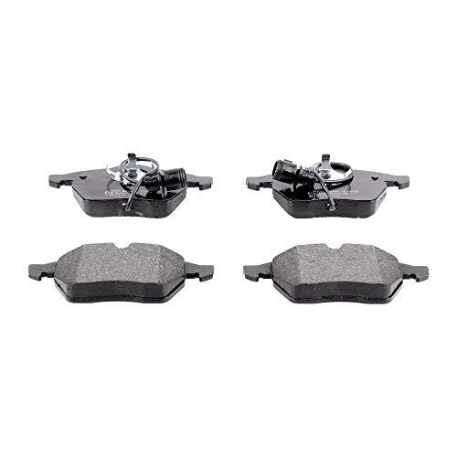 Preisvergleich Produktbild VAICO V10-8169 Bremsbelagsatz,  Scheibenbremse