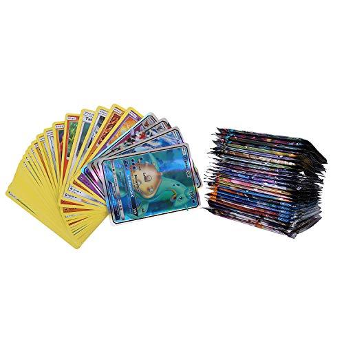 YNK 324 Stücke Sack Karten, Sammelkarten, Spiel Karten, 36GX Karten, Sun & Moon Series und Celestial Storm Series