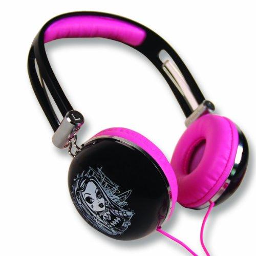 AS - 6501 - Jeu Électronique - Casque Audio - Monster High