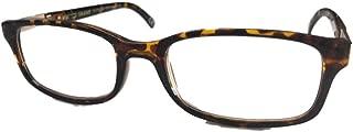 Foster Grant Reading Glasses Boston Tortoise Color +1.25 Strength