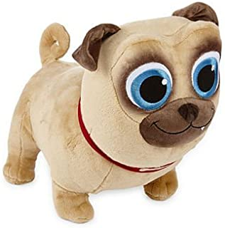 Disney Collection Puppy Dog Pals Rolly 13 Inch Medium Plush