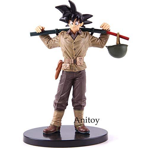 xstorex Anime Dragon Ball Z Son Goku BWFC Son Gokou Gran Premio Dragonball Goku Figura de Acción PVC Modelo de Juguete de Colección