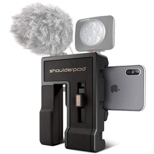 Shoulderpod G2 Professional Video Grip and Tripod Mount for Smartphones