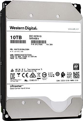 HGST 0F27454 - ULTRASTAR 10TB HE SATA 512E SE - HUH721010ALE604