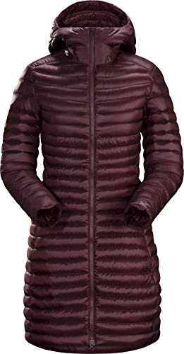 Arc'teryx Nuri Coat Women's (Crimson, Small)