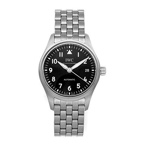 IWC Pilot Mark XVIII Automatic Black Dial Unisex Watch IW324010