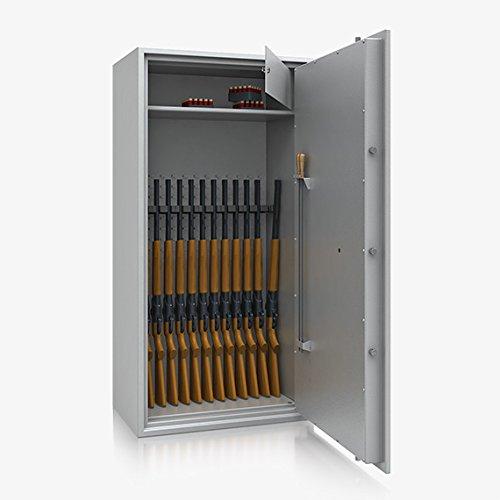 Waffenschrank Waffentresor Klasse 1 I,1600x800x495mm, 13 Waffenhalter