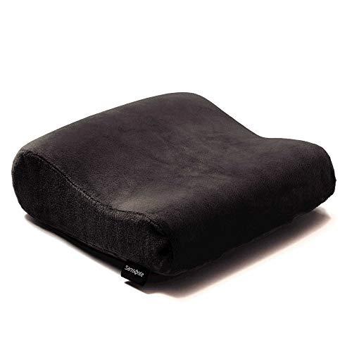 samsonite lumbar Travel Pillow in Black