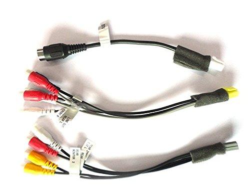 Z-EACC-AV - ZENEC AV-Zubehörset für E-GO Modelle