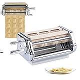 Máquina automática para hacer Wonton, Mezclador automático de pasta...