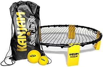 Kan Jam Strike Jam 360 Roundnet Outdoor Ball Spike Game Set