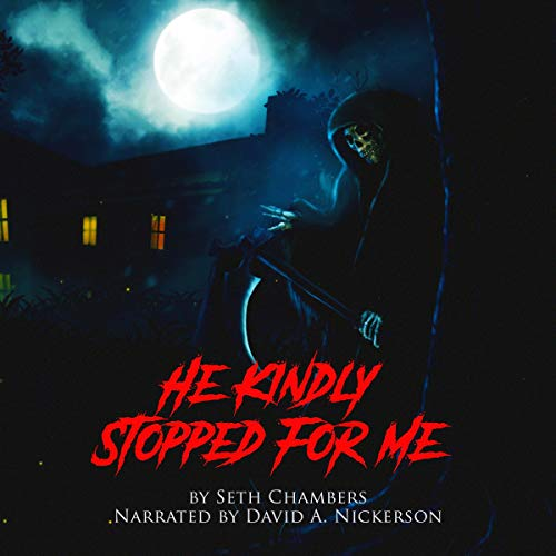 He Kindly Stopped for Me cover art