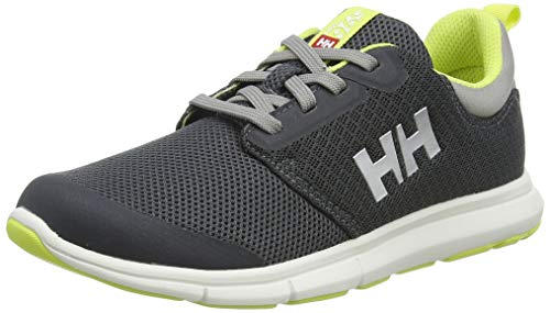 Helly Hansen Damen W Feathering Bootsportschuhe, Grau (Charcoal/Ebony/Off White 964), 38 EU